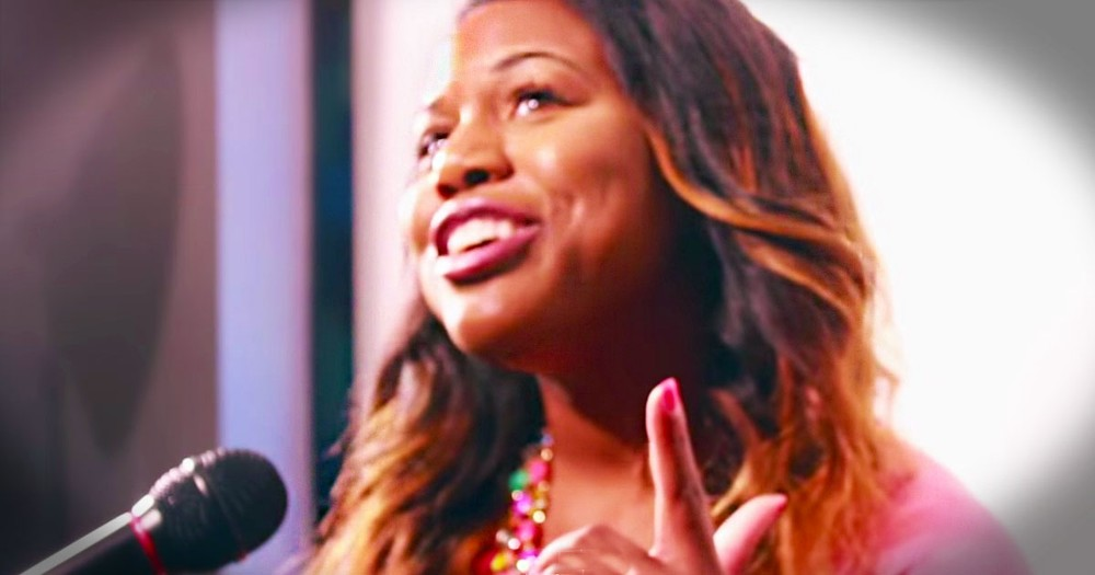 11 Seconds In, This Popular Song Gets a Christian Remake You'll Love. She Sounds Like An Angel!
