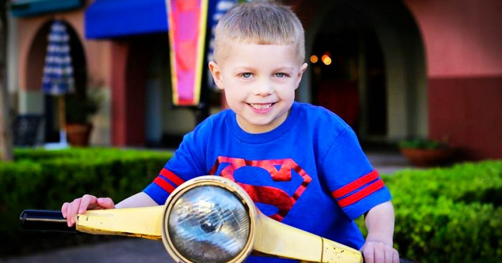 This Terminally Ill Boy Has One Wish For His 6th Birthday. And It'll Break Your Heart!