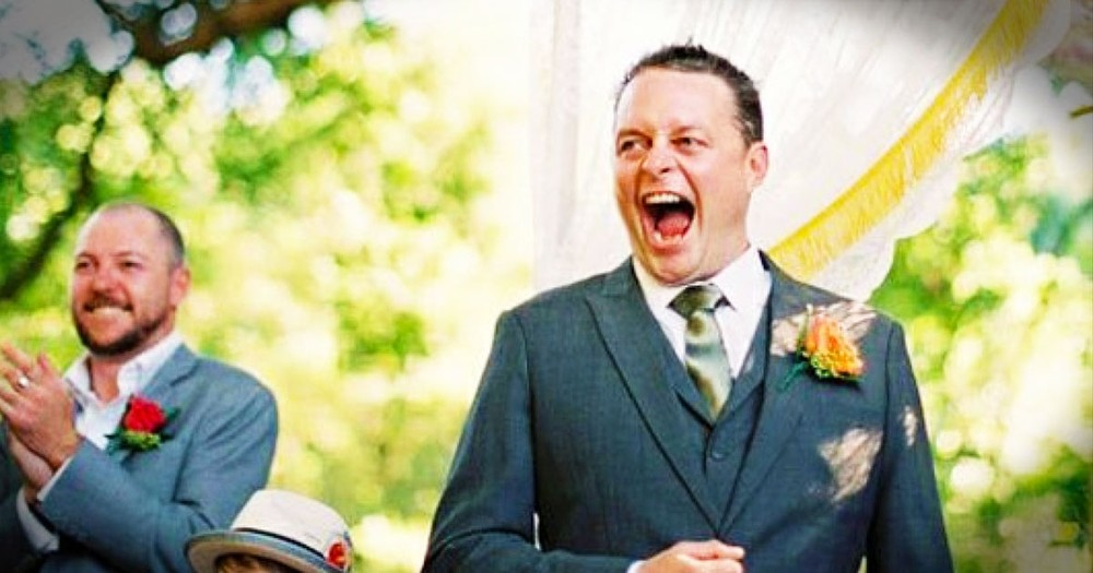 These Grooms Can't Contain Their Emotion Seeing Their Brides. And Their Faces Are Priceless!