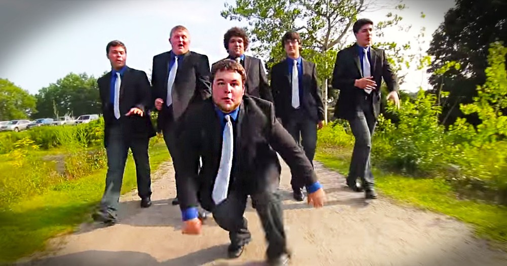 This A Cappella Group Just Completely Transformed This Classic. My Jaw Is STILL On The Floor.