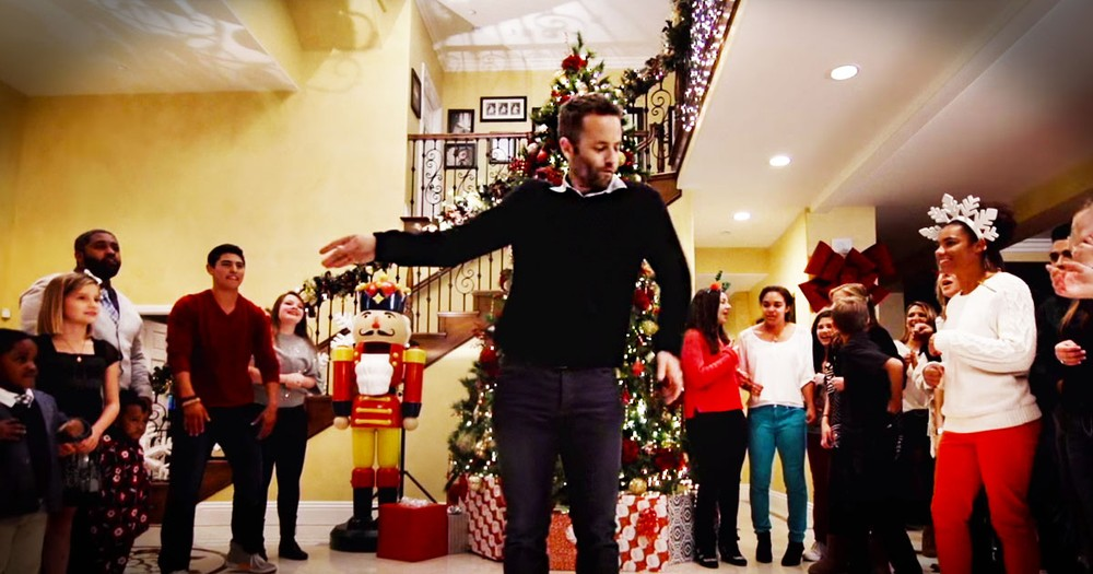 Who Else Can't Wait For This? Kirk Cameron Is Helping Put The 'Christ' Back In Christmas - Finally!