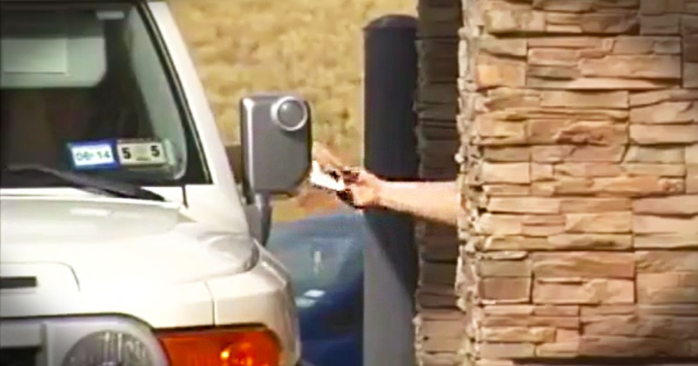 What One Man Did At THIS Chick-Fil-A Drive-Thru Shocked Everyone! What An Awesome Act of Kindness.