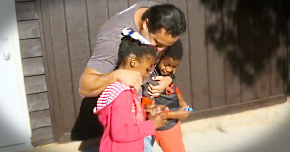 Find Out Why This Firefighter's Family of 13 Kids Is So Special