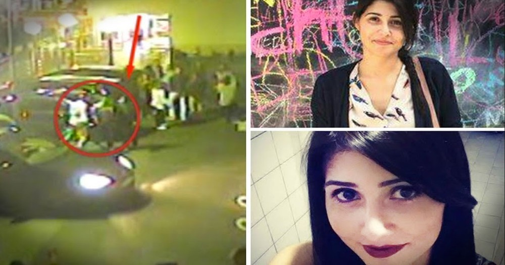 A 23-Year-Old Gave Her Life Saving Two Teenaged Girls From Attackers