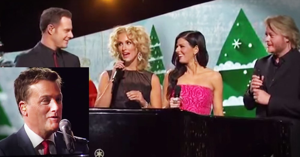 Little Big Town And Michael W. Smith Sing 'Silent Night'