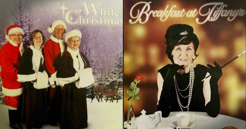 Retirement Home Residents Recreate Hollywood Movie Posters