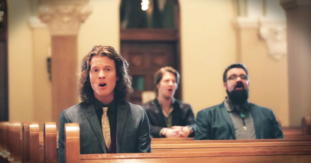 A Cappella 'Angels We Have Heard On High' Will Knock Your Christmas Socks Off