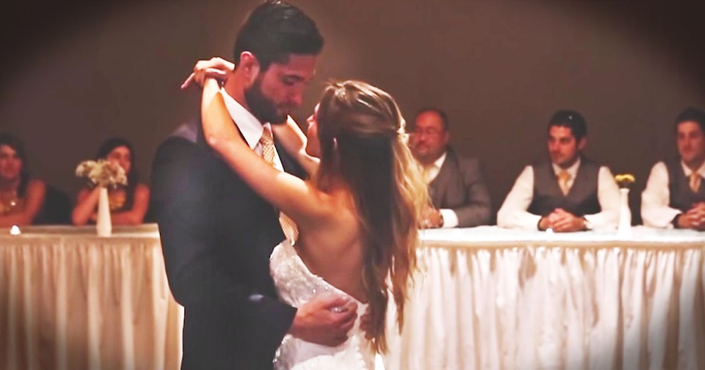 Husband Surprises Wife Who Was Heartbroken Over Her Lost Wedding Video