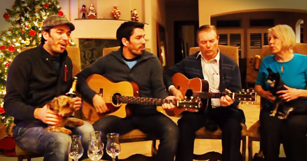 Property Brothers Sing Auld Lange Syne To wish You Happy New Year