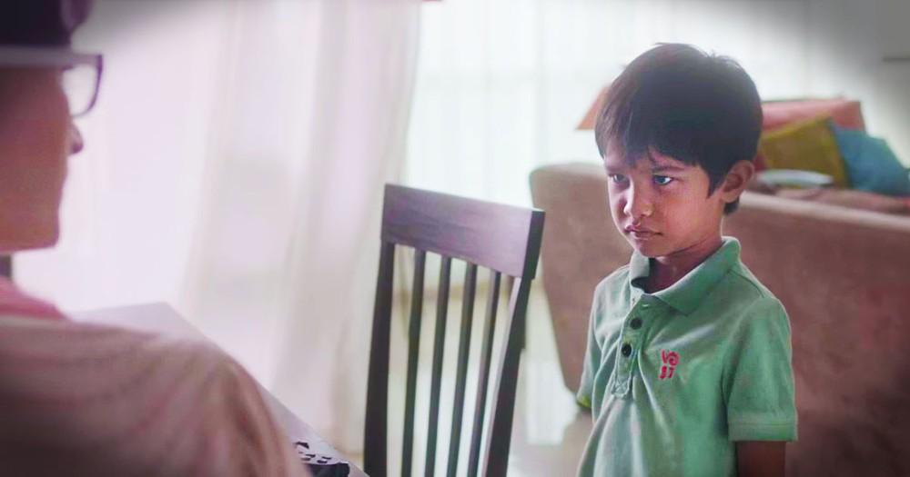 Boy Shocks Parents But Gets Best Secret At The End