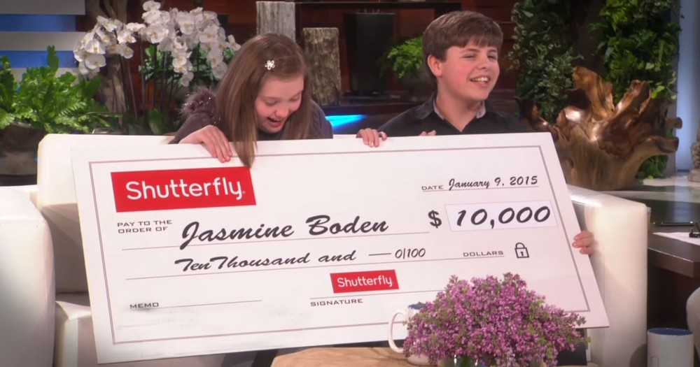2 Incredible Friends Get Amazing Surprise From Ellen