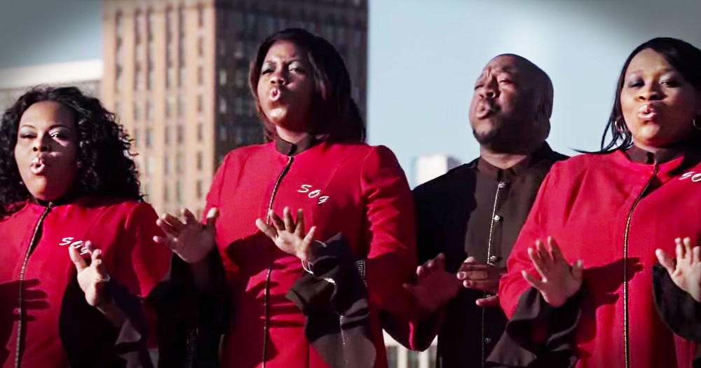 I Never Would've Believed I'd Like A Rap Song, But THIS Gospel Cover Is Great!