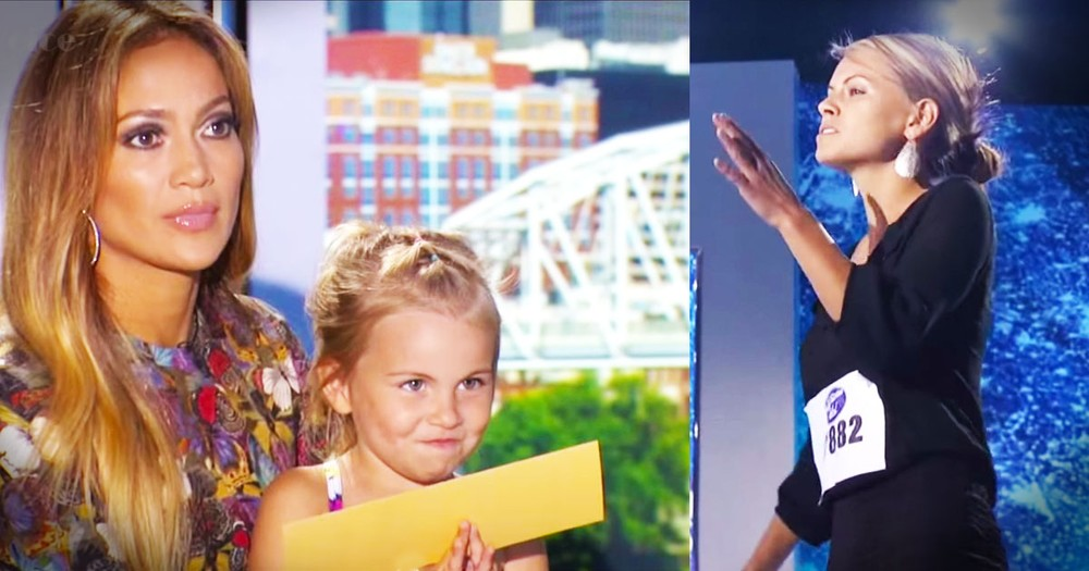Teacher And Her 3-Year-Old Daughter WOW Judges In Audition!