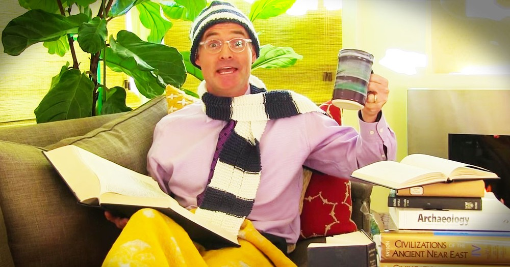 Principal's 'Let It Go' Parody Is AWESOME!