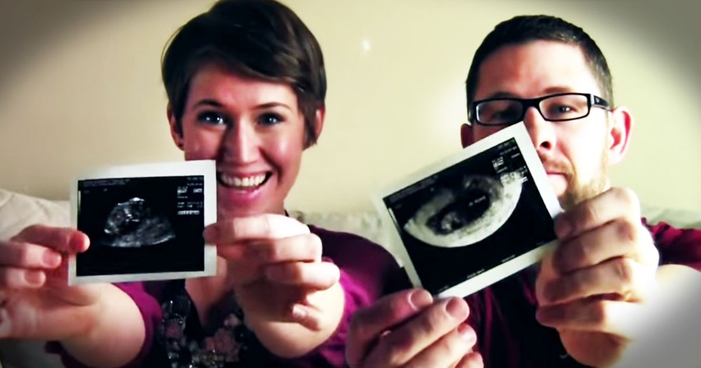 Couple Uses Hit Song To Make An Adorable Announcement