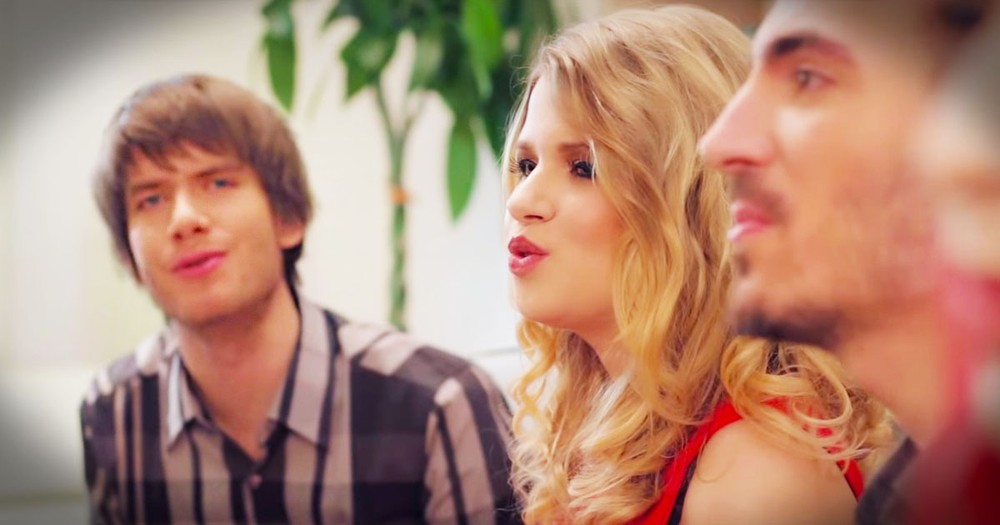 Classic Song Gets A Cappella Makeover That WOWS!