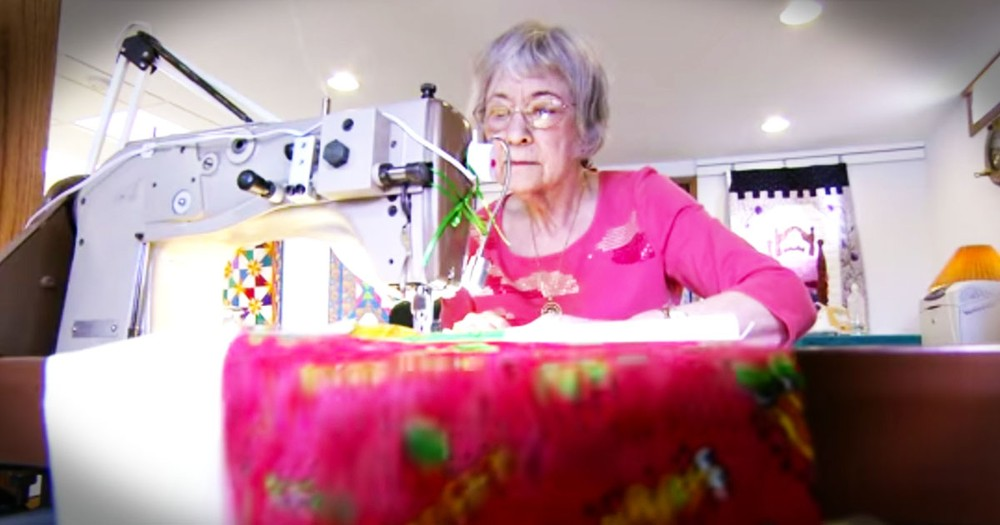 Retired Granny Works 70 Hours A Week, And You'll Love Why!