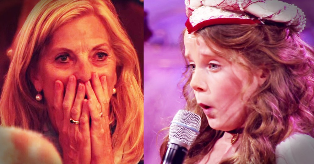 11-Year-Old STUNNED The Crowd To TEARS With This--Wow!