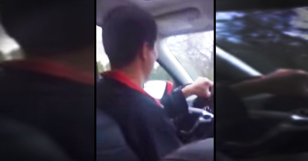 He Hopped In The Backseat And His Driver STUNNED Him With THIS!