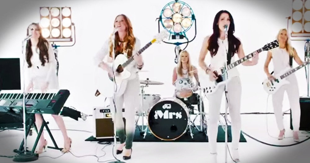 AWESOME Music Video Reminds Us What Our Moms Always Told Us!