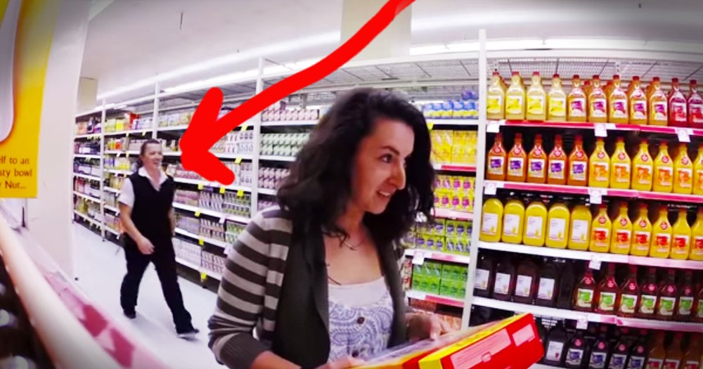 What Happened To This Mom At The Grocery Store Has Me All Misty!