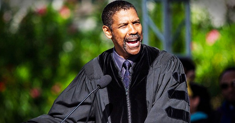 Denzel's Advice About The U-Haul Hit Me HARD!