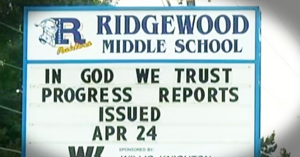 When The School Tried To Take GOD Away, These Students Fought Back!