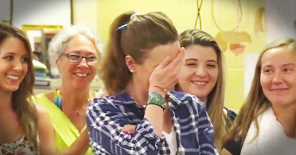 What These Students Did Will Restore Your Faith In Humanity--Tears!