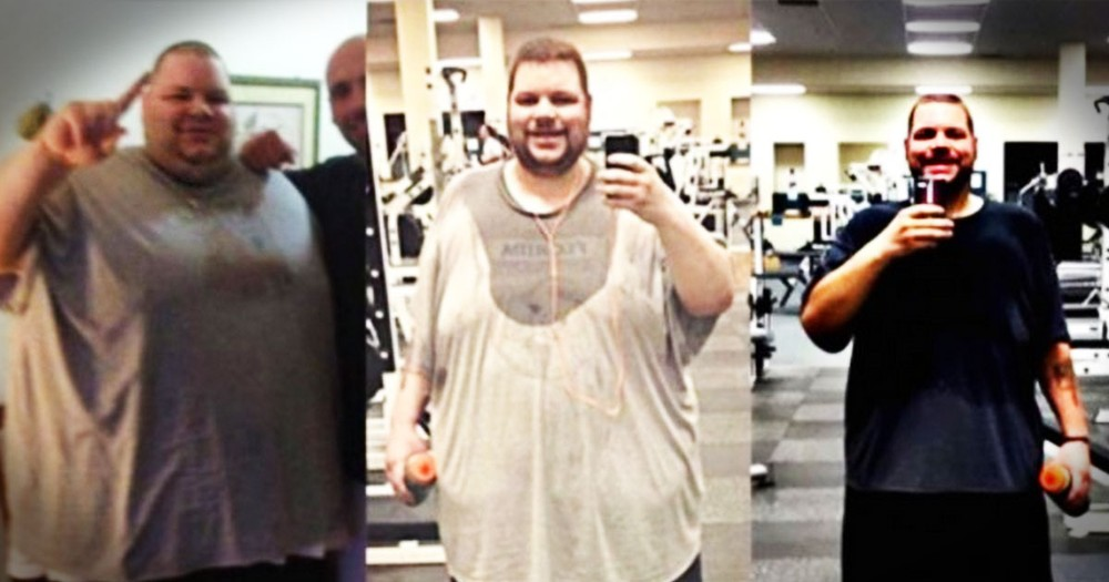 Doctors Warned This 700 Pound Man He Would Die. So He Did This--Amazing!