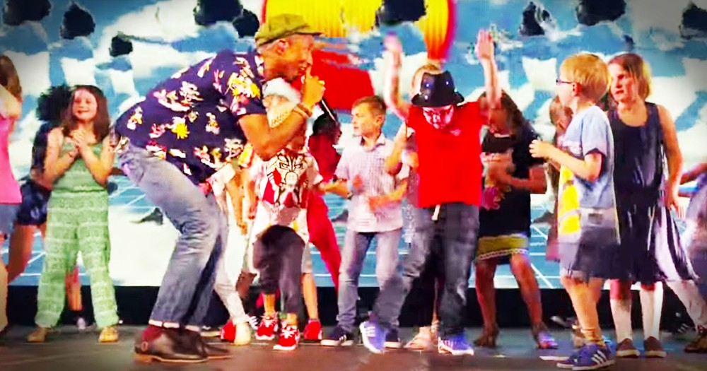 This 7-Year-Old Stole The Show With These Moves. . .And It's Beyond Adorable!