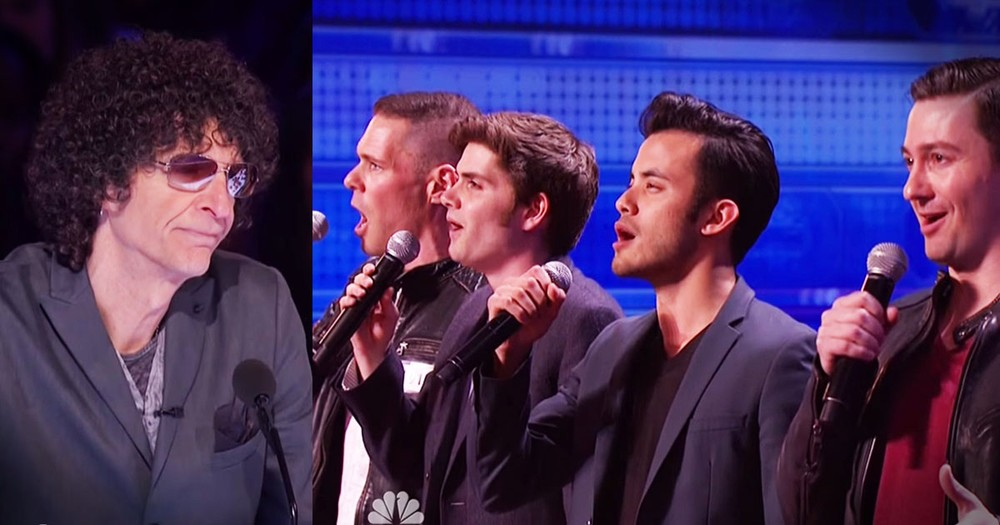 This 'Boy Band' Audition Was NOT What I Expected -- WOW!