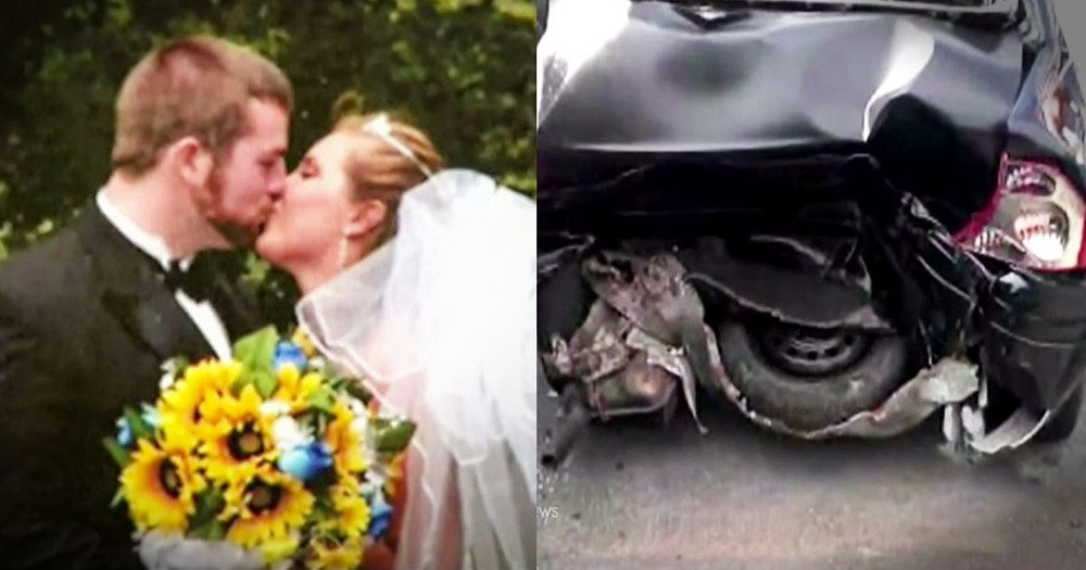 The Car Accident Took Her Wedding. And How He Gave It Back...CHILLS!