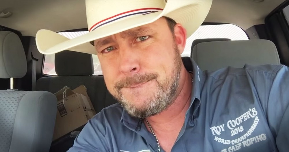 According To This Cowboy There Are Only 2 Kinds Of People In This World, You Gotta Hear It!