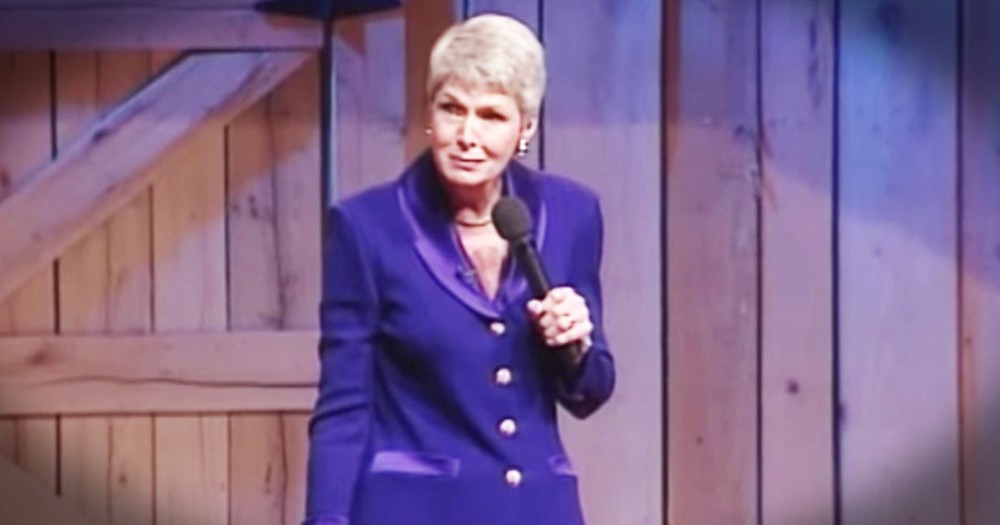 Jeanne Robertson Wasn't Prepared For These 5-Year-Old Critics - LOL