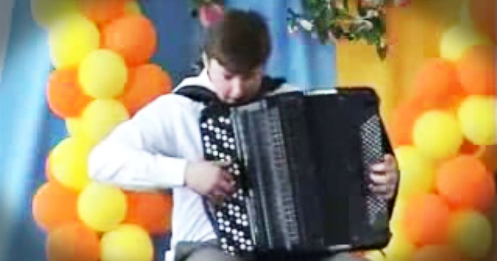 I Never Thought An Accordion Could Rock Like THIS!