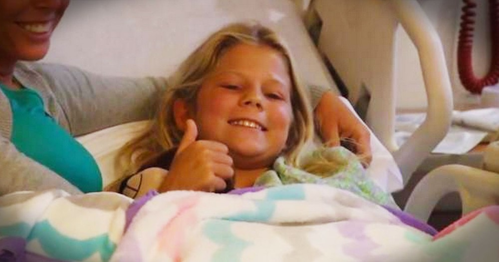 10-year-old Girl Was Attacked By A Shark And STILL Saved Her Best Friend