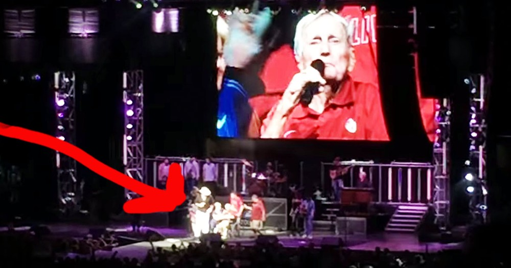When You See WHY Toby Keith Did This Encore You'll Be In TEARS!