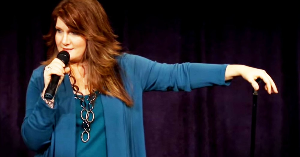 Christian Comedian's Talking About 'Fat Pants'--And I'm ROLLING!