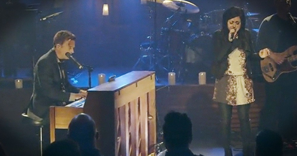 New Christian Song 'The One That Really Matters' Michael W. Smith And Kari Jobe