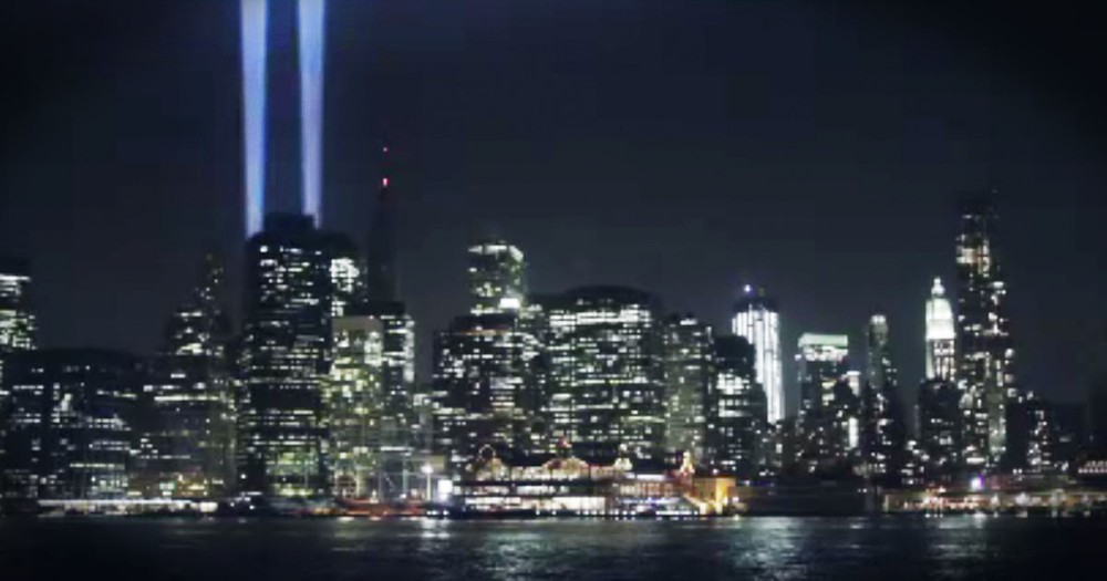 Nearly 3,000 Innocent People Died at the Hands of Terrorists - Watch & Share This Tribute Video