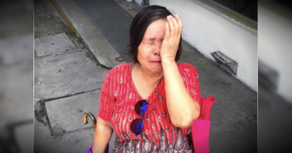 She Stood On The Street Sobbing. And WHY Will Have You In Tears Too!