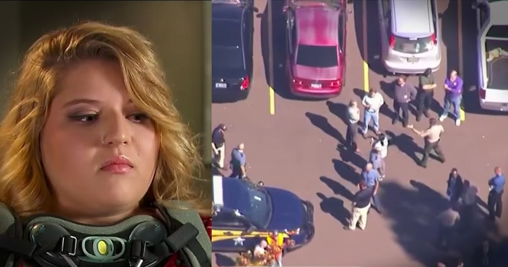 She Barely Survived This Tragic Shooting, And Her Story Will Give You Chills!