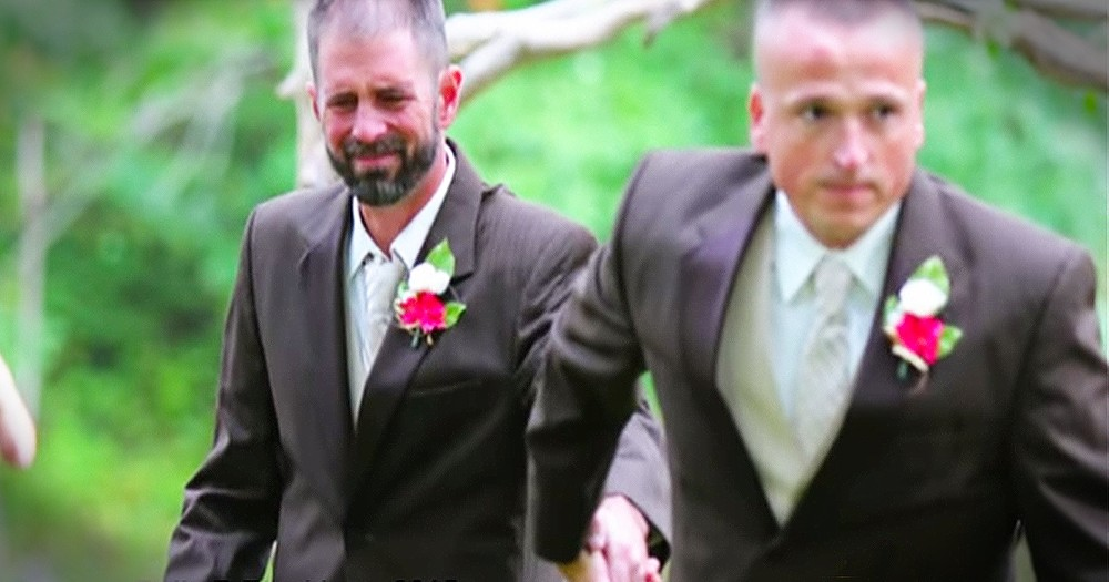 This Father Of The Bride Stops The Wedding. And WHY Had Me Weeping!