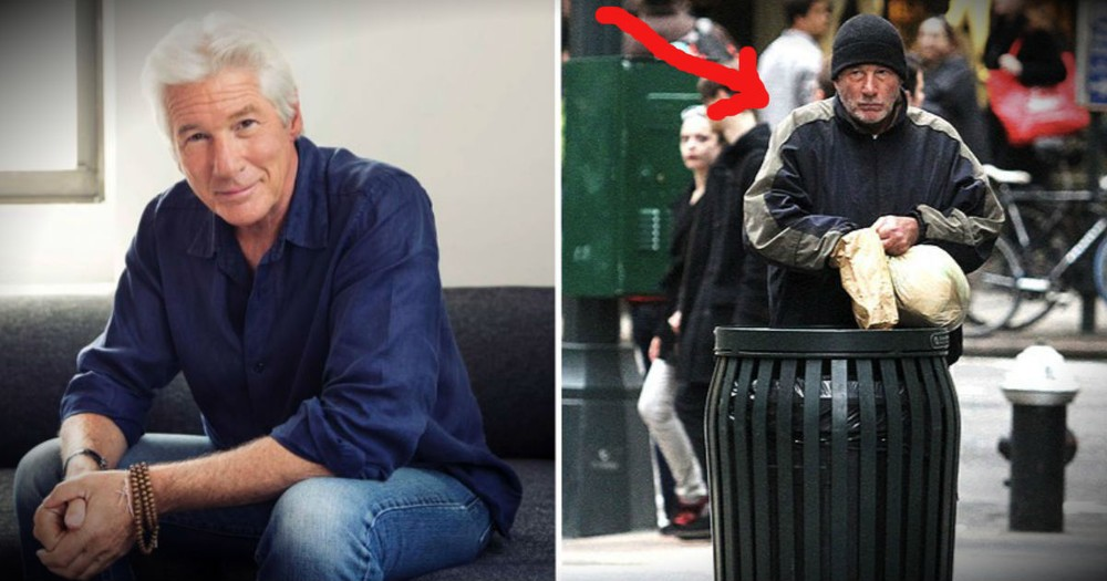 This Star Was Invisible When He Was 'Homeless.' And What It Taught Him - WOW!