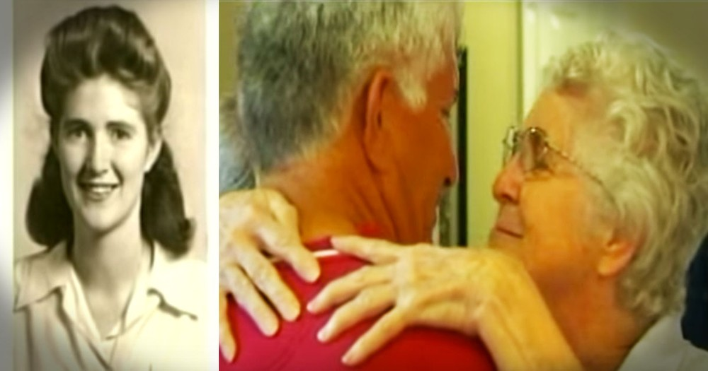 She's Reuniting With The Son She Kept A Secret For 65 Years. And You'll Need Tissues!