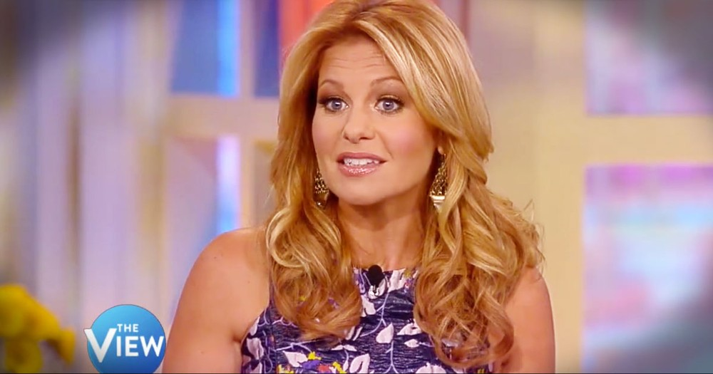Candace Cameron Bure On Viral Virgin Story