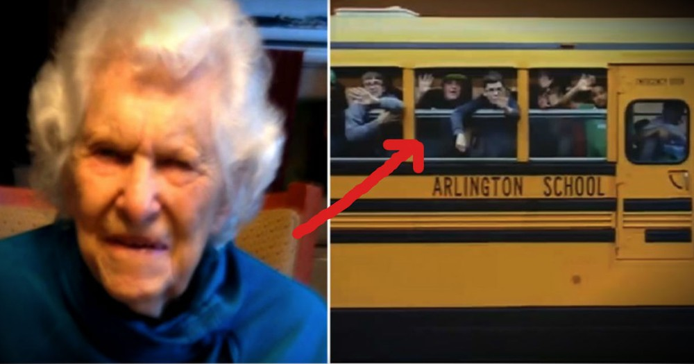 The 'Grandma At The Window' Waved Every Day. Until This Happened -- TEARS!