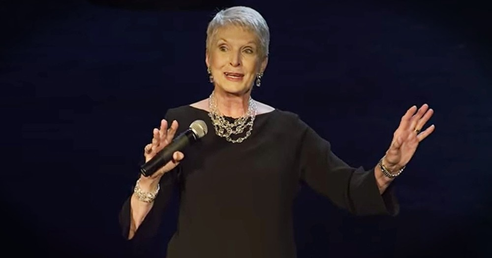 Jeanne Robertson Has Hilarious Case Of Mistaken Identity - LOL!