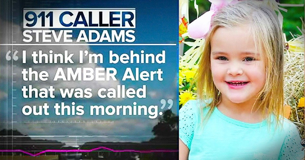 Veteran Saves Kidnapped 2-Year-Old Thanks To GOD!