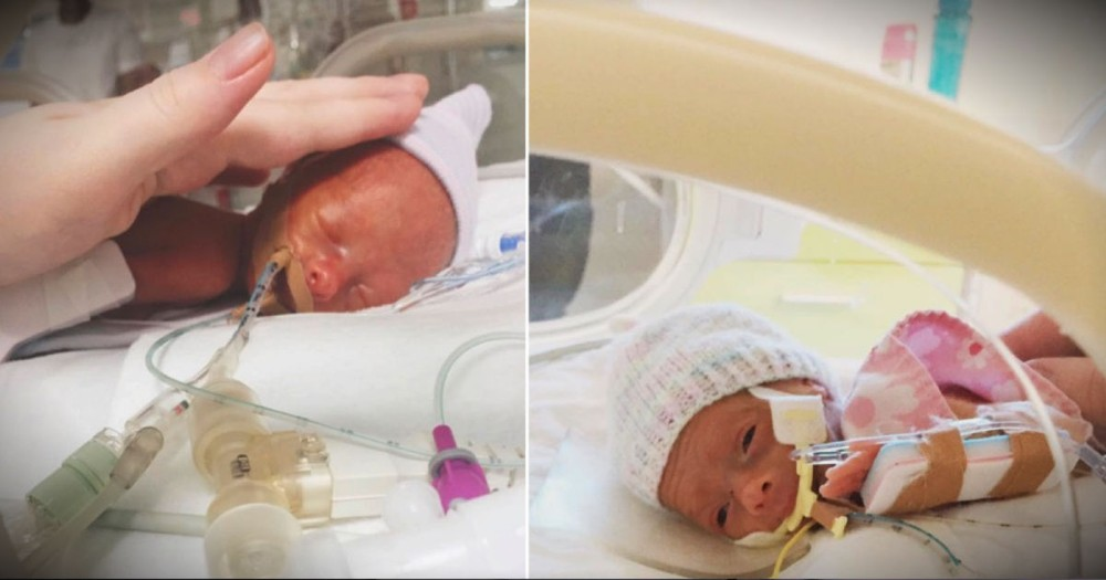 She Made A Tough Decision To Have Her Triplets Early. But God Sent A Miracle!
